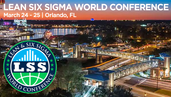 Lean Six Sigma World Conference