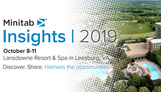 Minitab Insights 2019